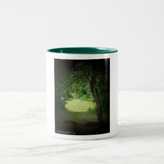 Kensington Toboggan #12 Two-Tone Coffee Mug
