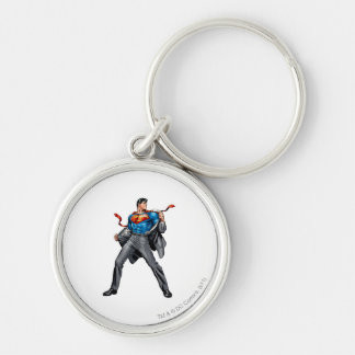 Kent changes into Superman Keychain