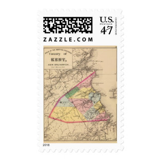 Kent Co, NOTA Timbres Postales