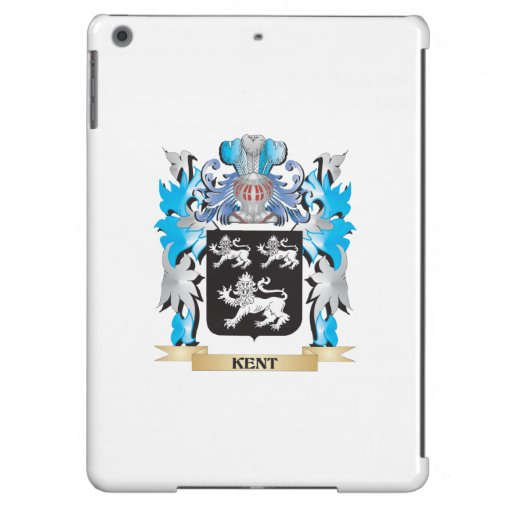 Kent Coat of Arms - Family Crest iPad Air Cover