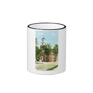 Kent County Court House, Dover, Delaware Coffee Mugs
