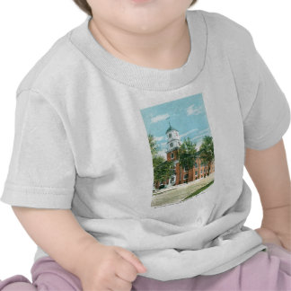 Kent County Courthouse Dover Delaware T-shirts