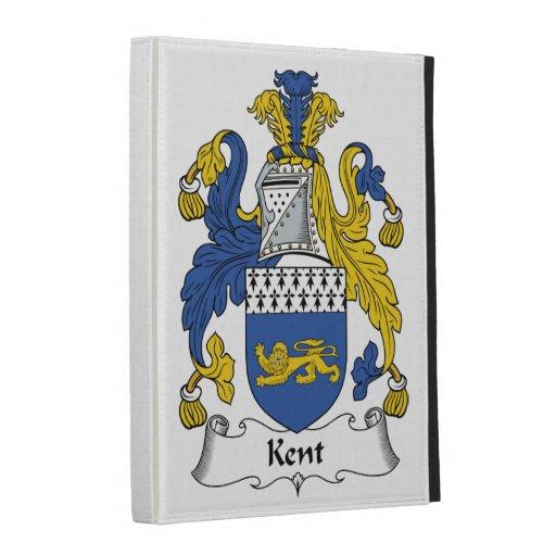 Kent Family Crest iPad Folio Case