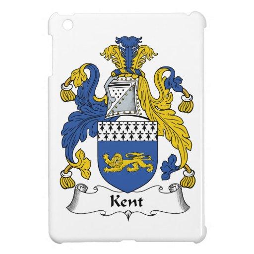 Kent Family Crest iPad Mini Cases