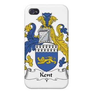 Kent Family Crest iPhone 4/4S Covers