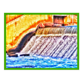 Kent Lake Dam card