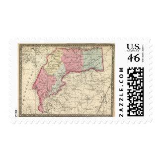 Kent Postage Stamps