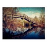 Kenta Canal Footbridge Post Card