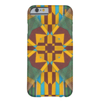 Kente 7 barely there iPhone 6 case
