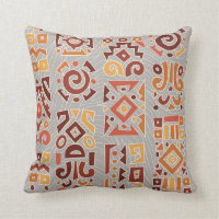 Kente Cloth Pillow