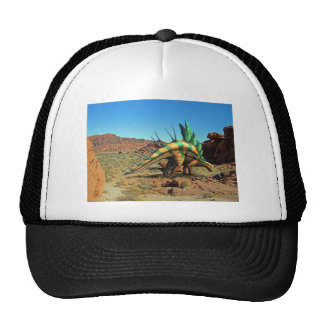 Kentrosaurus Dinosaur Trucker Hat