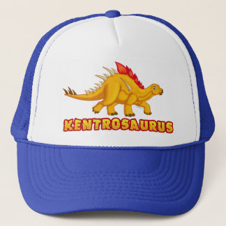 Kentrosaurus Trucker Hat