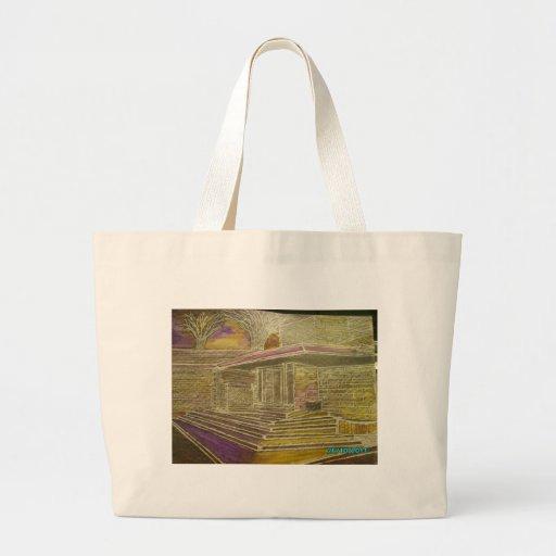 Kentuck Knob Canvas Bags