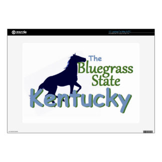 "KENTUCKY 15"" LAPTOP SKIN"