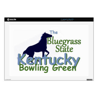 "KENTUCKY 17"" LAPTOP SKINS"