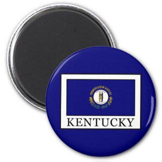 Kentucky 2 Inch Round Magnet