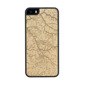 Kentucky 2 carved® maple iPhone 5 case