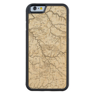 Kentucky 2 carved® maple iPhone 6 bumper