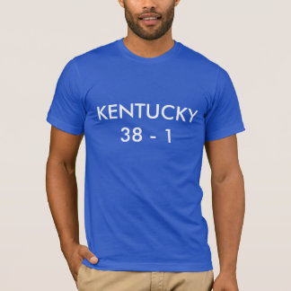 KENTUCKY 38 - 1 shirt