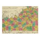 Kentucky 6 postcard
