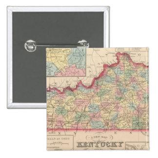 Kentucky 7 pin cuadrada 5 cm