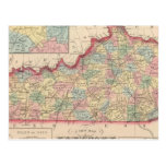 Kentucky 7 tarjetas postales