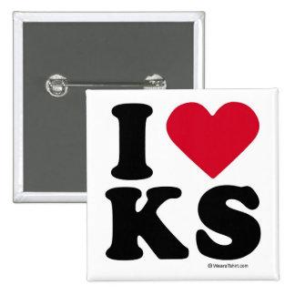 KENTUCKY - AMOR KS DE I - AMOR KANSAS DE I PIN