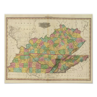 Kentucky and Tennessee 2 Poster
