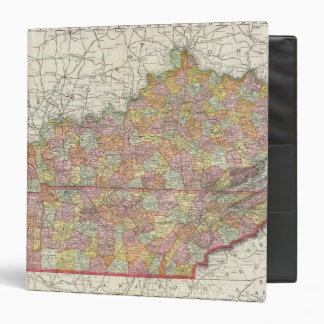 Kentucky and Tennessee 3 Binder