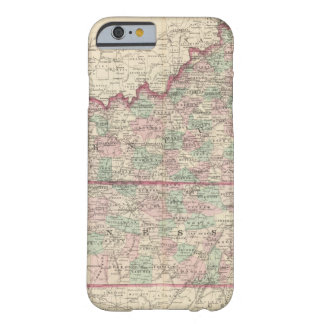 Kentucky and Tennessee Barely There iPhone 6 Case