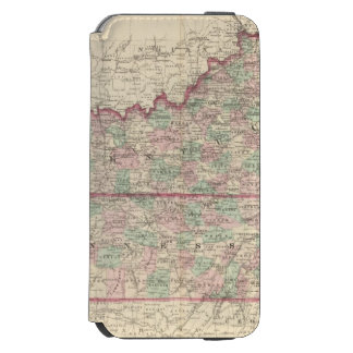 Kentucky and Tennessee Incipio Watson™ iPhone 6 Wallet Case