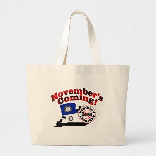 Kentucky Anti ObamaCare – November's Coming! Bags
