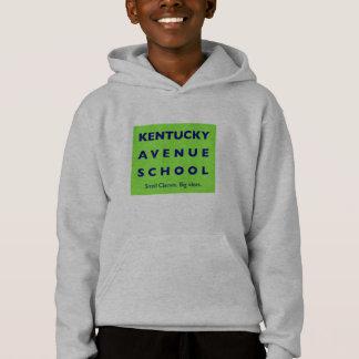 Kentucky Avenue Kids' Hanes ComfortBlend® Hoodie