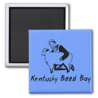 Kentucky Baad Boy Magnet