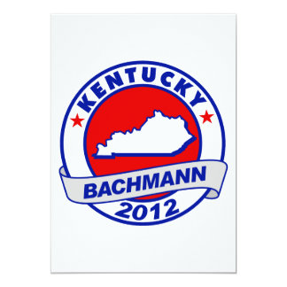 Kentucky Bachmann Personalized Invites