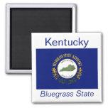 Kentucky Banner Magnet