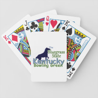 KENTUCKY BICYCLE PLAYING CARDS