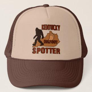 Kentucky Bigfoot Spotter Trucker Hat