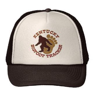 Kentucky Bigfoot Tracker Hats