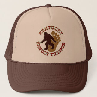 Kentucky Bigfoot Tracker Trucker Hat