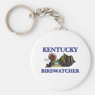 Kentucky Birdwatcher Llavero Personalizado