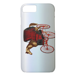 Kentucky Bluegrass Horse and Buggy iPhone 7 Case