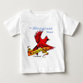 Kentucky Bluegrass State Cardinal Baby T-Shirt