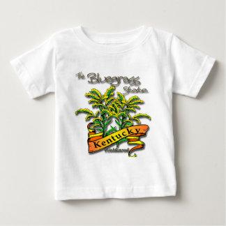 Kentucky Bluegrass State Goldenrod Baby T-Shirt