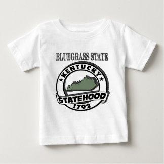 Kentucky Bluegrass Statehood Baby T-Shirt