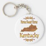 Kentucky casero dulce casero llavero personalizado
