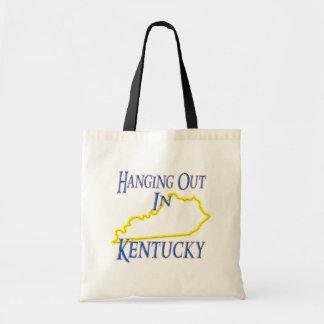 Kentucky - colgando hacia fuera bolsas de mano