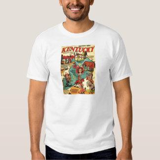 Kentucky Comic Book Cover T-shirt