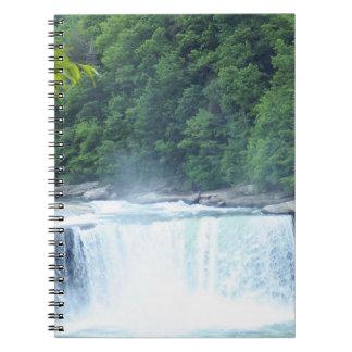 Kentucky Dam Spiral Note Book