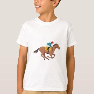 Kentucky Derby Horse Rider T-Shirt